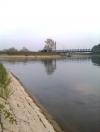 Rheinhafen Einfahrt