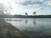 Rheinhafen bei Niedrigwasser