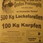 Forellenangeln Lauterbourg