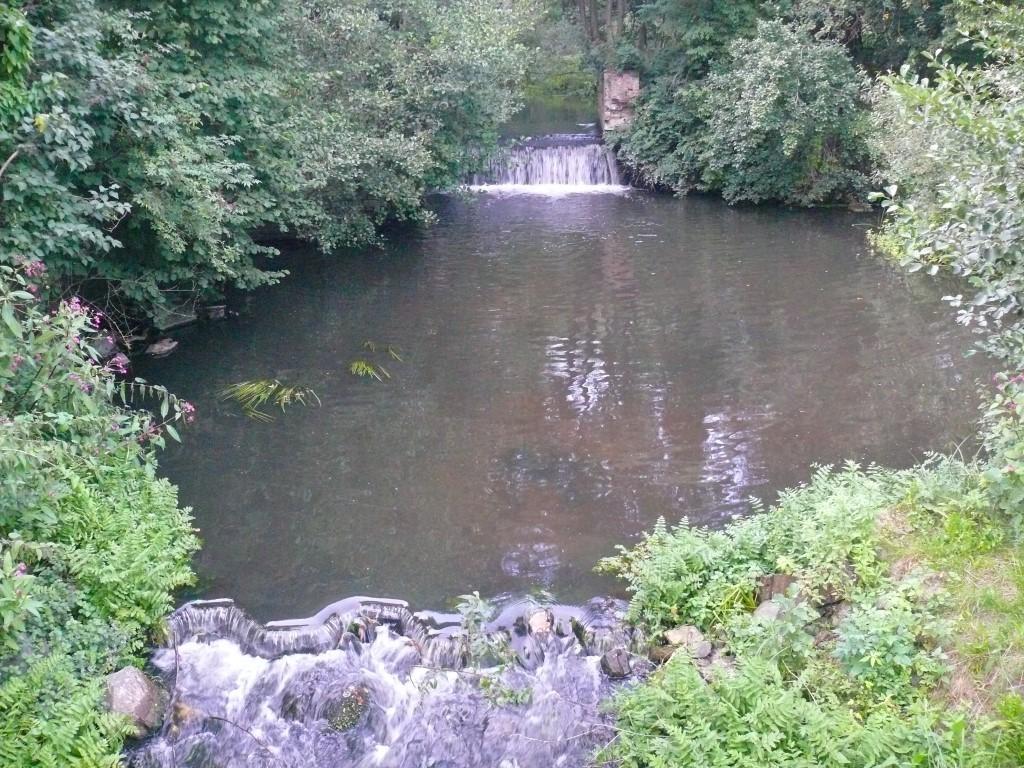Wasserfall in Besendorf